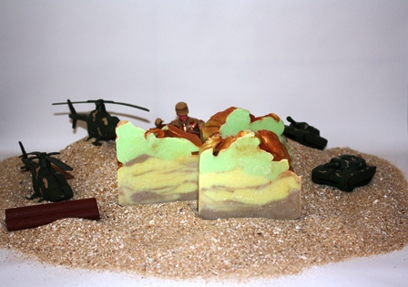 Jungle Green Olive Oil Soap Online Gift Shopping
