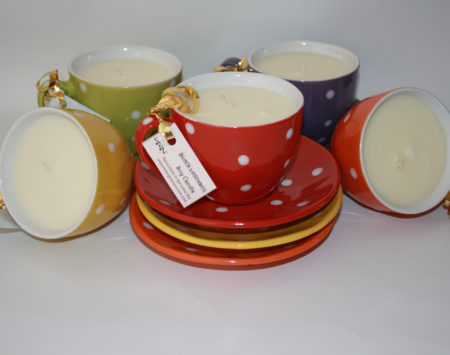 soy-candles-in-retro-cup-&-saucer-scented-hand-made