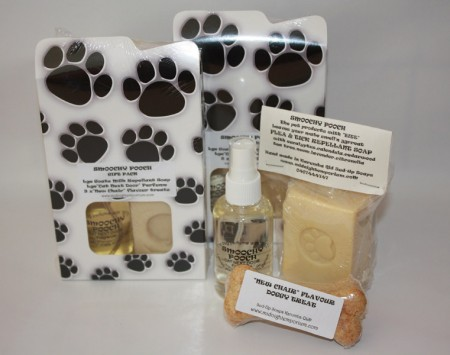 doggy pooch special gift pack medium size